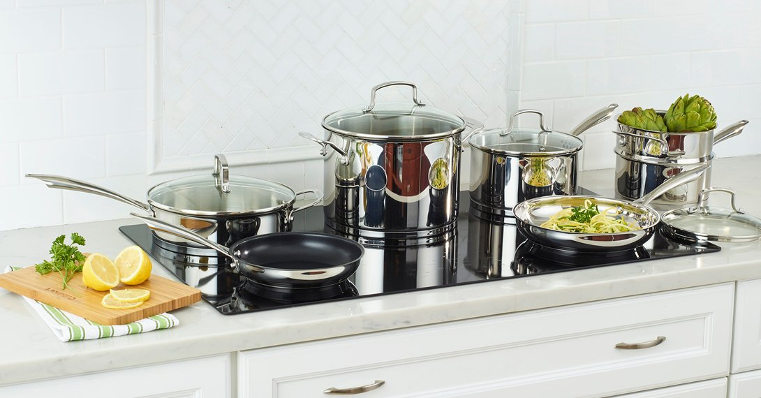 Professional Series™ Cookware 11 Piece Professional Series™ Set
