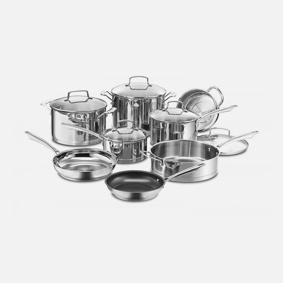 Professional Series™ Cookware 13 Piece Professional Series™ Set