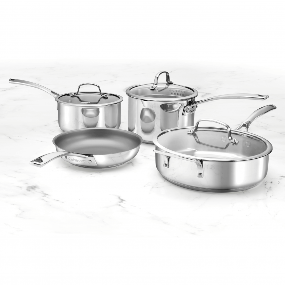 Forever Stainless Collection™ 11 Piece Set